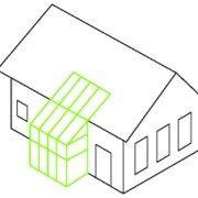 Pultdach – als integrierte In-Dach Lösung